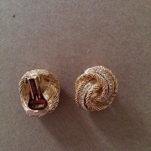 Authentic Dior Clip on earrings. Open to offers